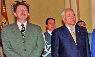 El Gobierno ve que fallo contra Sánchez de Lozada abre vía para procesos civiles en EEUU por delitos en otros países