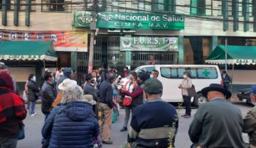 Defensoría del Pueblo urge a atender demandas de suministro de dosis