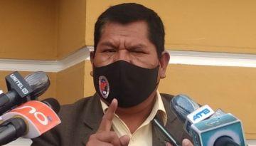 De la Cruz al Canciller: 'La extradición de Goni y Zorro está en sus manos, ahora hágalo'