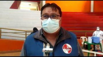 Se acaban las vacunas en los coliseos de Potosí