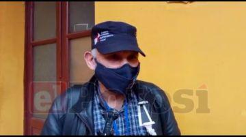 Navarro presentó denuncia contra el alcalde López por discriminación