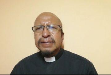 El padre Miguel Albino reflexiona sobre el servicio