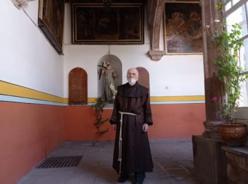 """El padre Eugenio Natalini """"se siente potosino"""""""