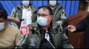 Potosí casi duplicó meta de vacunación masiva contra el coronavirus