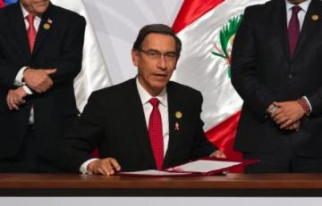 El trágico destino de los presidentes en Perú