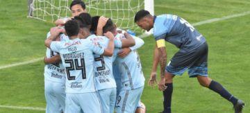 Bolívar anota su segundo triunfo del Apertura