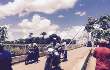 Cobija: Brasileños bloquearon puente internacional en protesta al cierre de frontera
