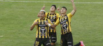 The Strongest humilló y goleó (0-3) a Wilstermann en Cochabamba