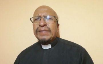 El padre Miguel Albino reflexiona sobre el miedo y la desconfianza