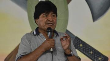 """Evo Morales culpa a la justicia de no procesar a los """"golpistas"""""""