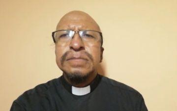 El padre Miguel Albino reflexiona sobre la confianza y valor