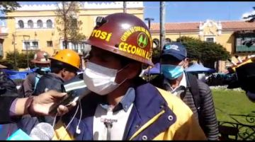 Cooperativistas mineros de Linares quieren operar en áreas paralizadas