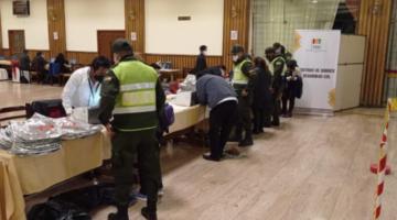 TSE espera entregar resultados electorales en siete días