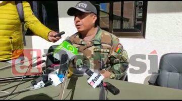 FELCN Potosí ha secuestrado más de 600 kilos de cocaína y más de 150 kilos de marihuana