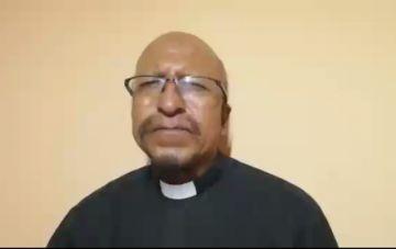 El padre Miguel Albino reflexiona sobre las necesidades de la humanidad