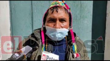Los pobladores de Llallagua denuncian pérdidas agrícolas y pecuarias