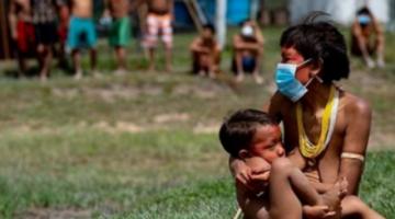 Brasil: indígenas denuncian que mineros ilegales adquieren vacunas con oro