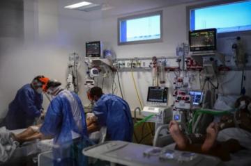 América Latina sufre nueva embestida del covid-19