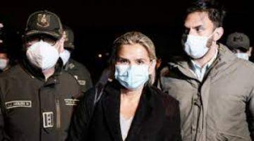 Fiscalía General convoca a la expresidenta Añez para que declare por caso crédito del FMI