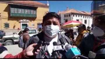 Gobernador electo dice que sí se realizó gestiones sobre la denuncia de avasallamiento al Salar de Uyuni