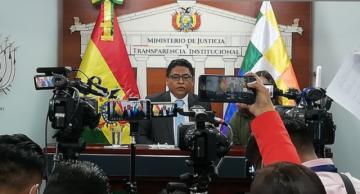 El Gobierno califica como una 'organización criminal' el caso de Characayo