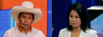 Castillo vs. Keiko : un balotaje que amenaza con polarizar a Perú