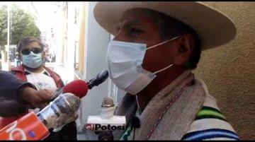 Comunarios de Tahua denuncian avasallamiento del Salar de Uyuni por parte de los orureños