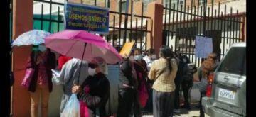 Colegio Médico toma edificio del Sedes en demanda de respeto a la institucionalización