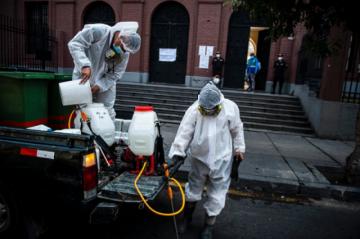 Perú rompe récord con más de 13.300 contagios de covid-19 en un día