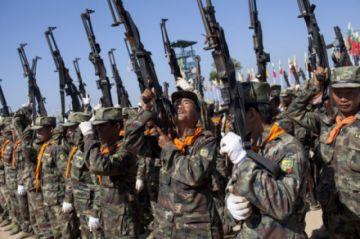 El golpe de Estado, una oportunidad para la miríada de facciones rebeldes en Birmania