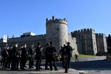 Reino Unido ultima los preparativos para el funeral del marido de la reina