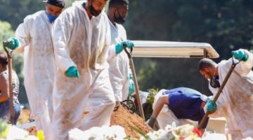 """Médicos Sin Fronteras afirma que Brasil vive una """"catástrofe humanitaria"""" por la mala gestión contra el Covid"""