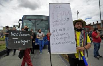 Gobierno de Colombia presenta al Congreso polémica reforma tributaria
