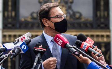 El expresidente peruano Vizcarra es inhabilitado políticamente por 10 años