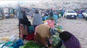 Mercado Catedral ya cuenta con productores de alimentos