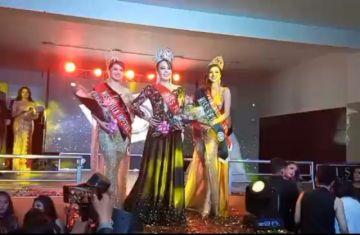 Mónica Valle es elegida  Miss Potosí  2021