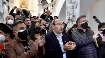 Una comitiva de oposición se trasladará a EEUU para denunciar violación de DDHH en Bolivia