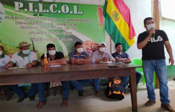 Indígenas de La Paz anuncian marcha por Tierra y Territorio para el 10 de mayo