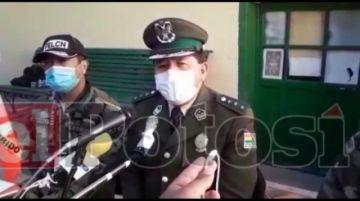 Policía desarrolla tres operativos contra el narcotráfico en el Departamento