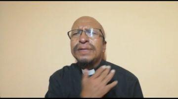 El padre Miguel Albino reflexiona cómo dar a los demás