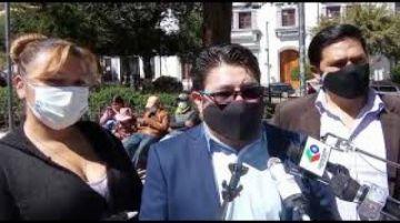 Juntas escolares en Potosí demandan ley para internet gratuito
