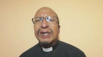El padre Miguel Albino reflexiona sobre el martirio de Esteban