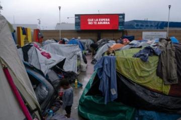 Unicef advierte que migración infantil se multiplica por nueve en México en 2021