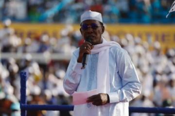 El presidente de Chad murió tras resultar herido en el frente de batalla