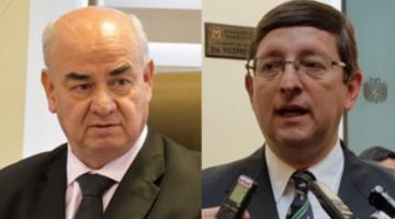 Dos exministros de Jeanine Añez declararon por casos Fundempresa y FMI