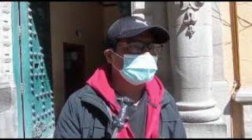 """""""Mi persona jamás ha amarrado guatos de ninguna persona"""", dice Ramiro Subia"""