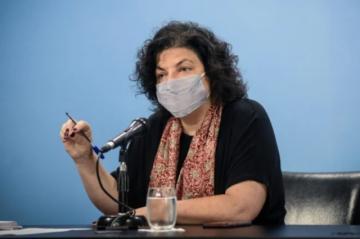 Argentina atraviesa el peor momento de la pandemia, advierte la ministra de Salud