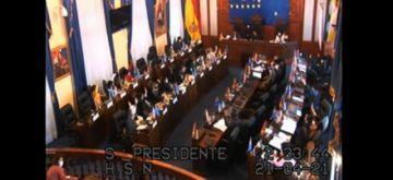 Cámara de Senadores aprueba reconocimiento a Fray Eugenio Natalini