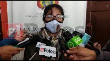 Videos de la quema del Sereci en Potosí aún son analizados, afirma la fiscalía