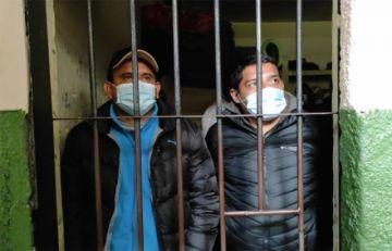 Denuncian que se congelaron las cuentas bancarias de los exministros Guzmán y Coímbra